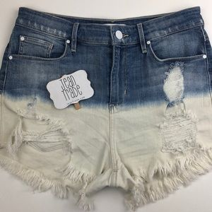 Guess Shorts - GUESS Cut off distressed Jean Shorts
